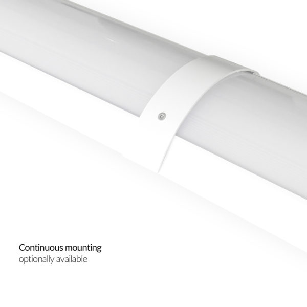 Curve VR continous mounting