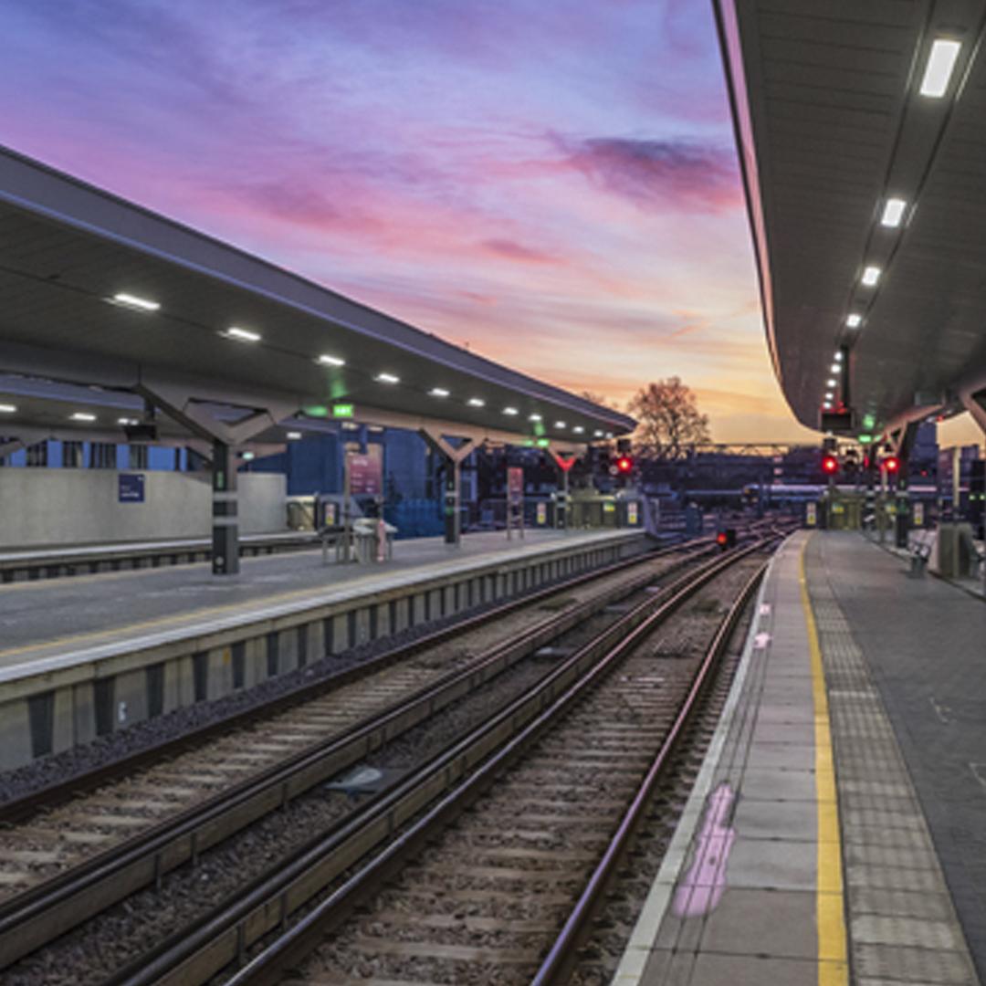 Lighting London Bridge Station