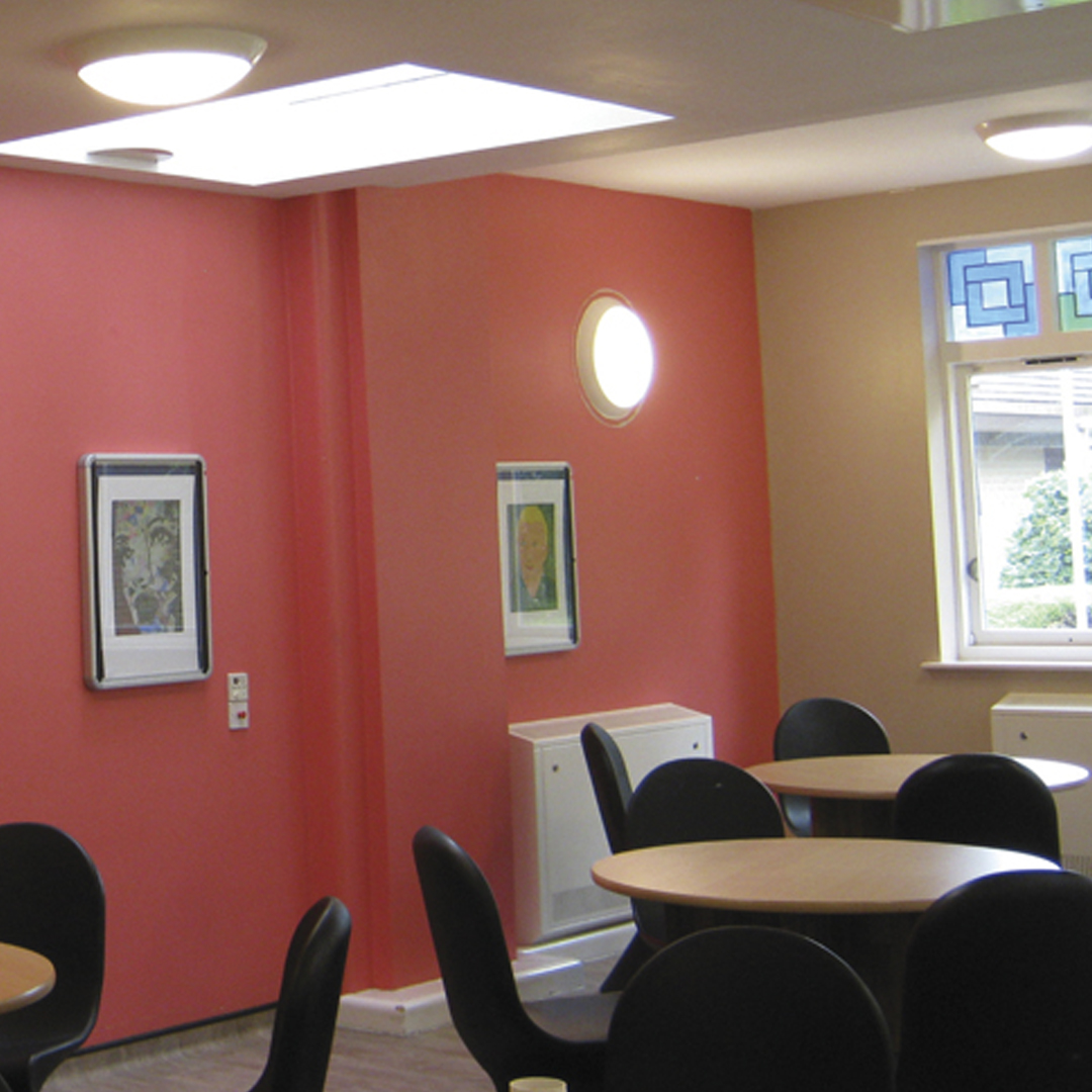 The benefits of therapeutic lighting