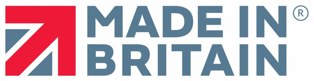 Designplan now has the Made in Britain logo