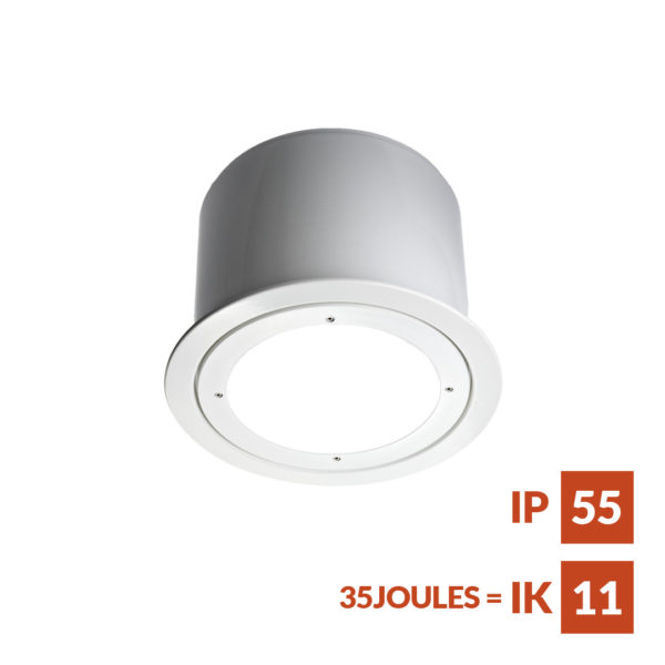 fitting suitable for interior applications