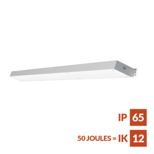 NHS Parkalux Versatile general purpose linear bedhead fitting with integrated night light