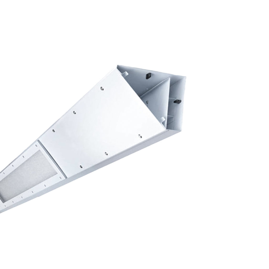 Tuscan Trunking Versatile trunking system, with a variety of options available, to provide safe illumination of corridors, walkways and landings