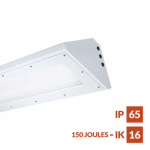 Uni-Cell Extremely robust HMPPS compliant cell lighting and trunking system