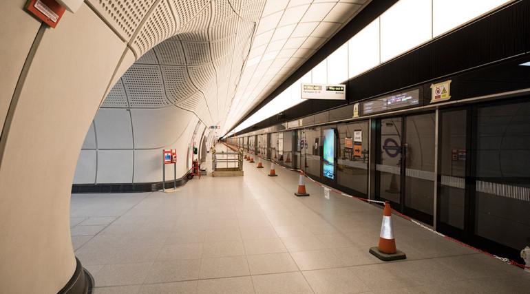 Farringdon Station – Crossrail Update