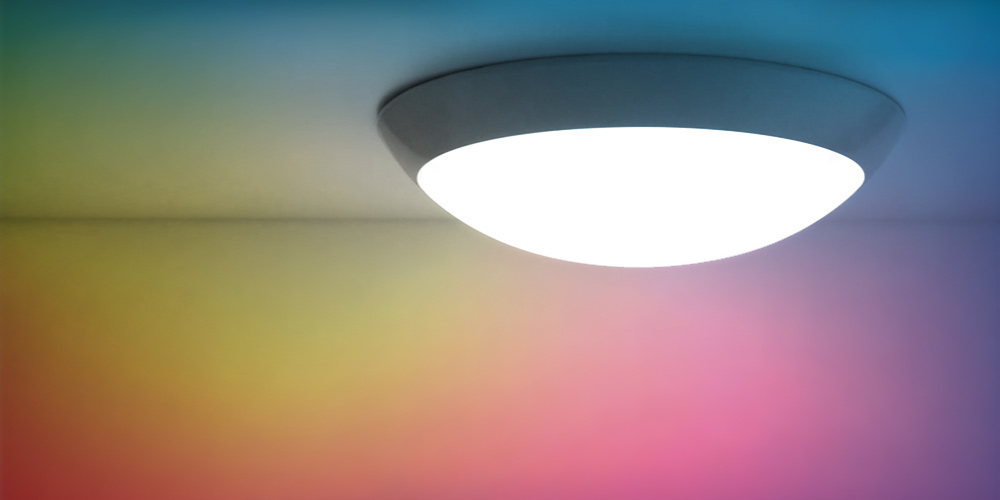 RGBW LED Lighting