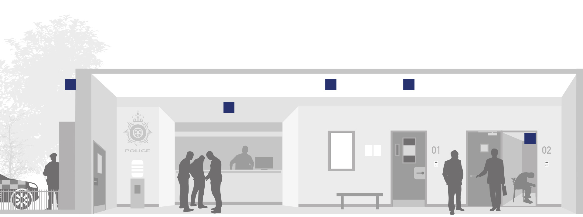 Illustration_Policestation