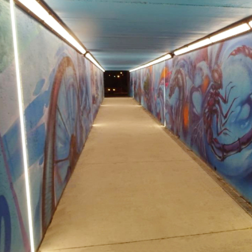 Hampshire Road Underpass