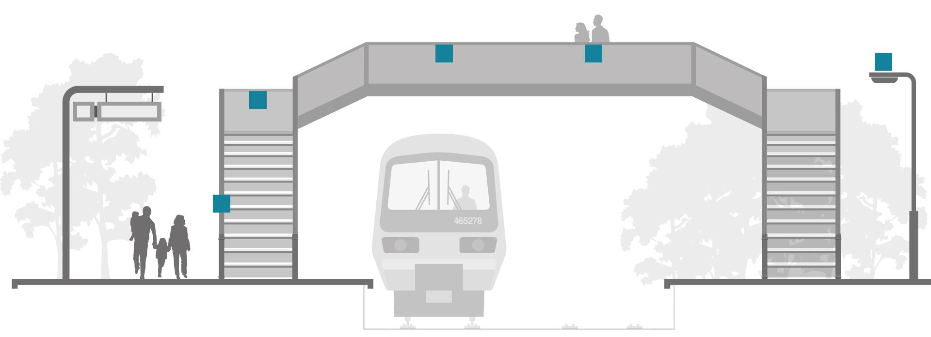 Transportapplications_stairs_foot_bridges
